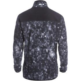 Quiksilver Aker Fleece-top med halv lynlås Herrer, grå